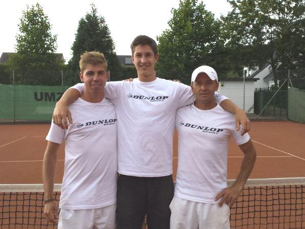 Romans Tennisschule Remagen Trainerteam